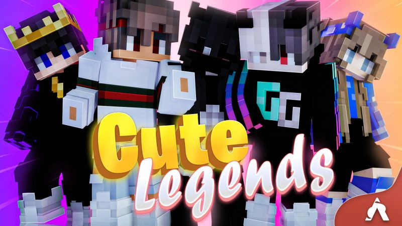Cute Legends on the Minecraft Marketplace by Atheris Games