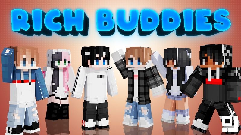 Rich Buddies on the Minecraft Marketplace by inPixel