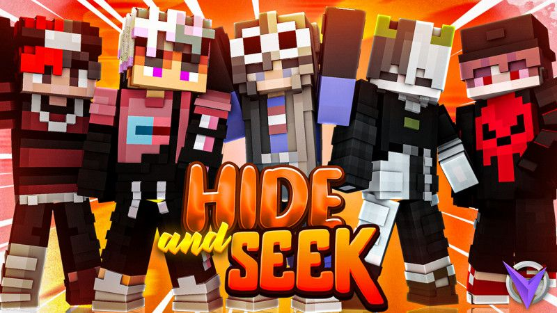 Hide and Seek on the Minecraft Marketplace by Team Visionary