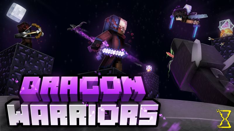 Dragon Warriors on the Minecraft Marketplace by Hourglass Studios