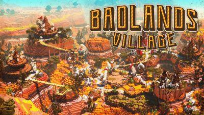 Badlands Village on the Minecraft Marketplace by BLOCKLAB Studios