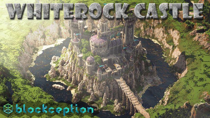 Whiterock Castle on the Minecraft Marketplace by Blockception