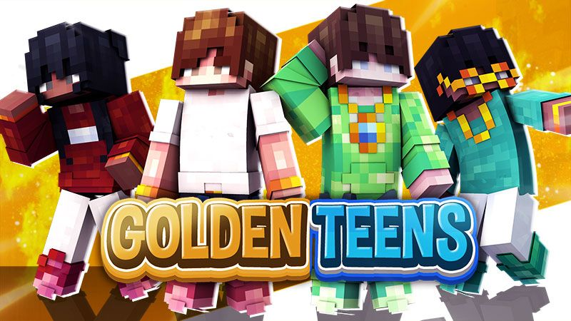 Golden Teens on the Minecraft Marketplace by Blu Shutter Bug
