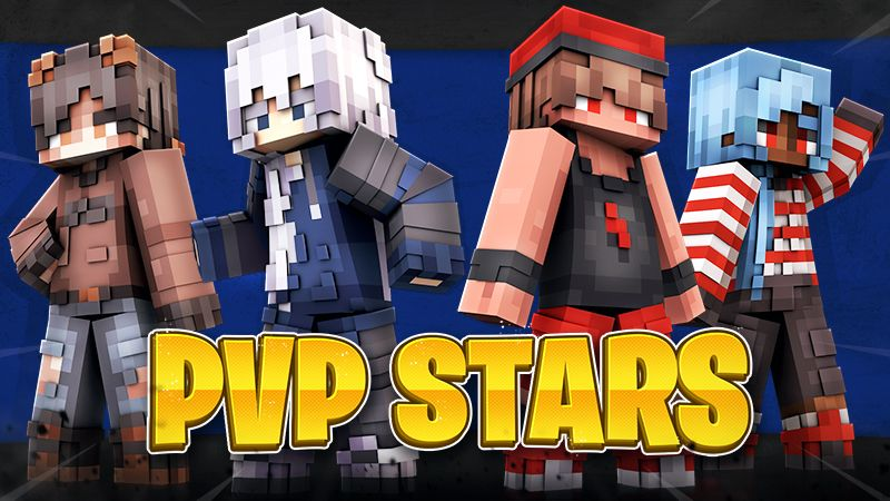 PvP Stars on the Minecraft Marketplace by Cypress Games
