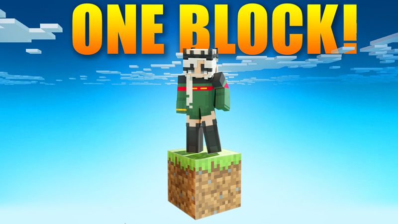 One Block on the Minecraft Marketplace by 4KS Studios