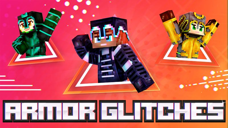 Armor Glitches on the Minecraft Marketplace by GoE-Craft