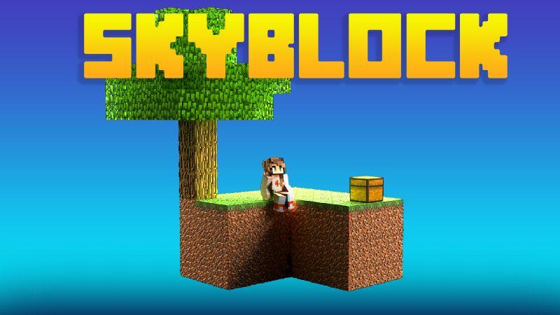 Skyblock on the Minecraft Marketplace by 4KS Studios