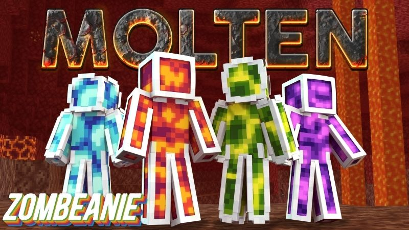 Molten on the Minecraft Marketplace by Zombeanie