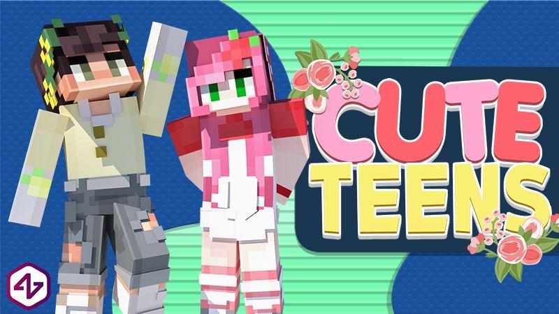 Cute Fruit Teens on the Minecraft Marketplace by 4KS Studios