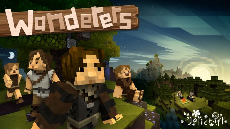 Jolicrafts Wanderers on the Minecraft Marketplace by Jolicraft