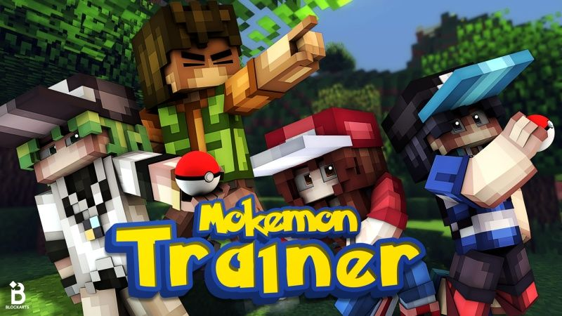 Mokemon Trainer on the Minecraft Marketplace by Fall Studios