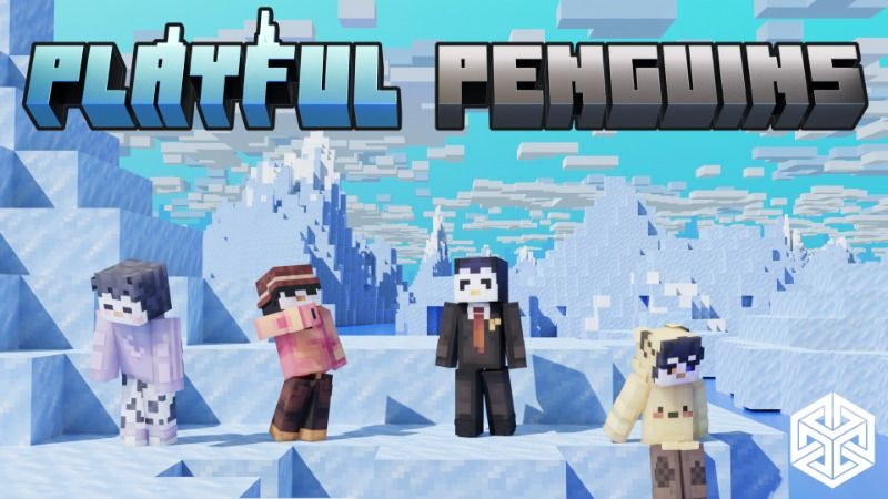 Playful Penguins on the Minecraft Marketplace by Yeggs