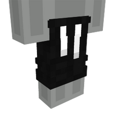 Black Sweatpants on the Minecraft Marketplace by Impulse