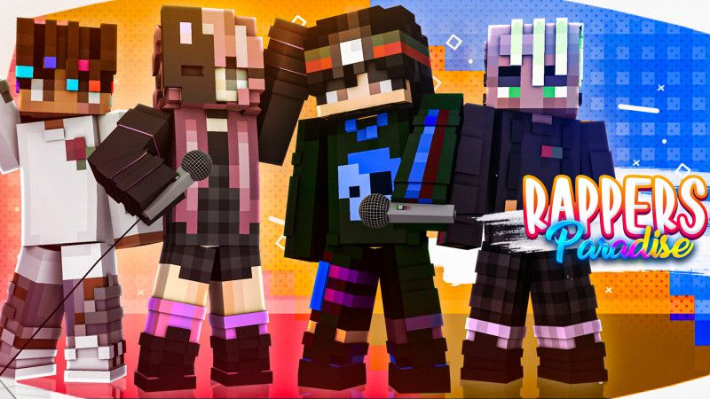 Rappers Paradise on the Minecraft Marketplace by Team Visionary
