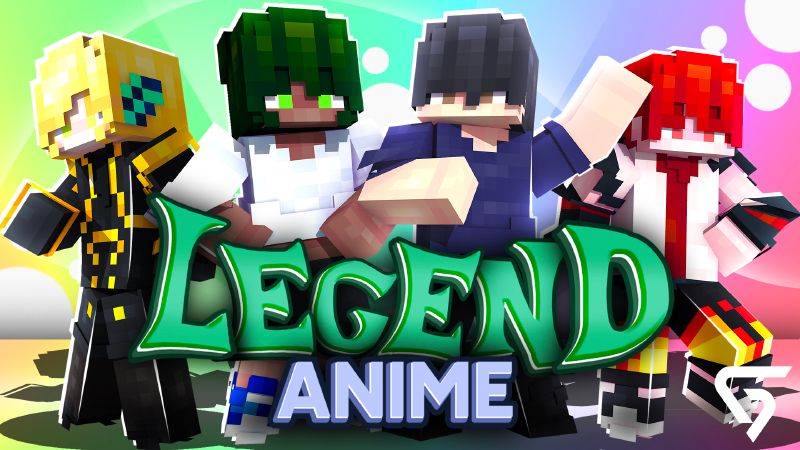 Legend Anime on the Minecraft Marketplace by Glorious Studios