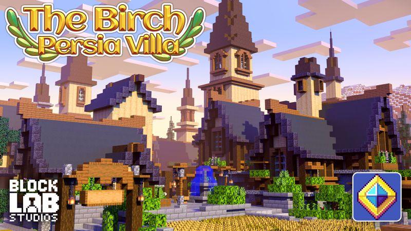 The Birch Persia Villa