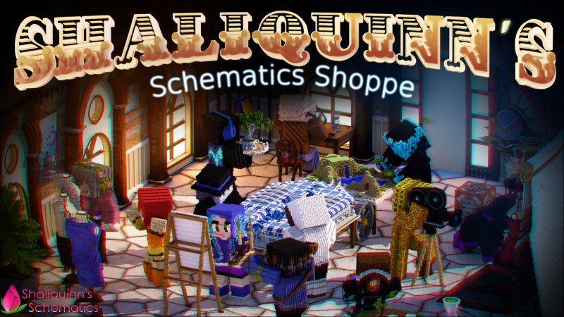Shaliquinn's Schematics Shoppe