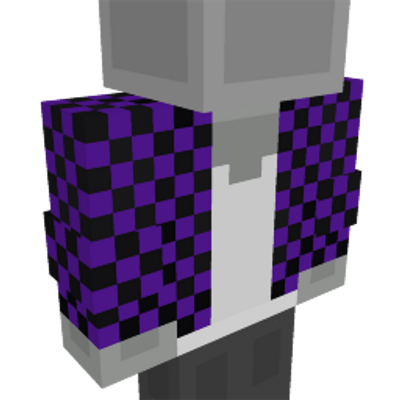 Checker Members Jacket on the Minecraft Marketplace by Pixels & Blocks