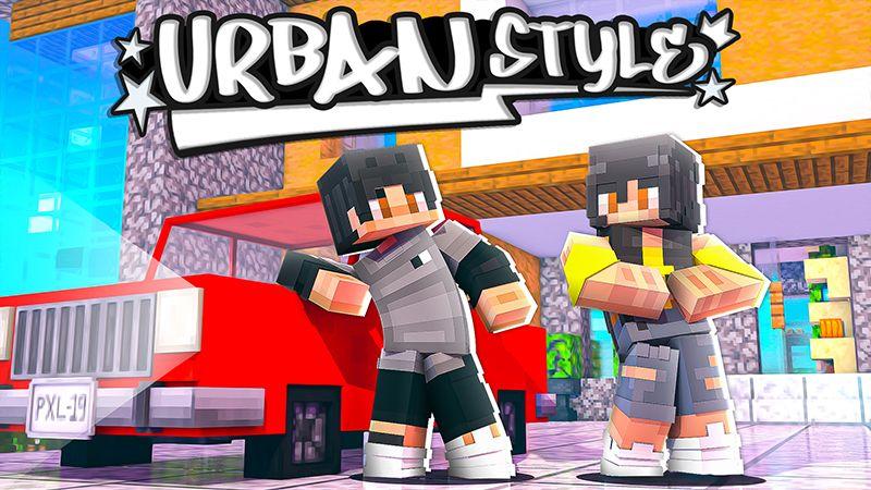 Urban Style on the Minecraft Marketplace by UnderBlocks Studios