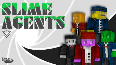 Slime Agents on the Minecraft Marketplace by Pathway Studios