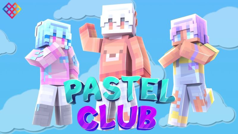 Pastel Club on the Minecraft Marketplace by Rainbow Theory