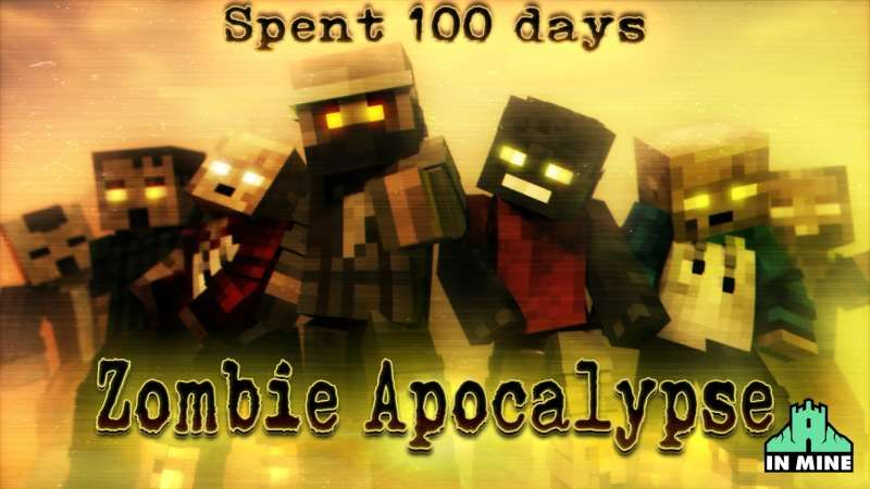 Zombie Apocalypse on the Minecraft Marketplace by In Mine