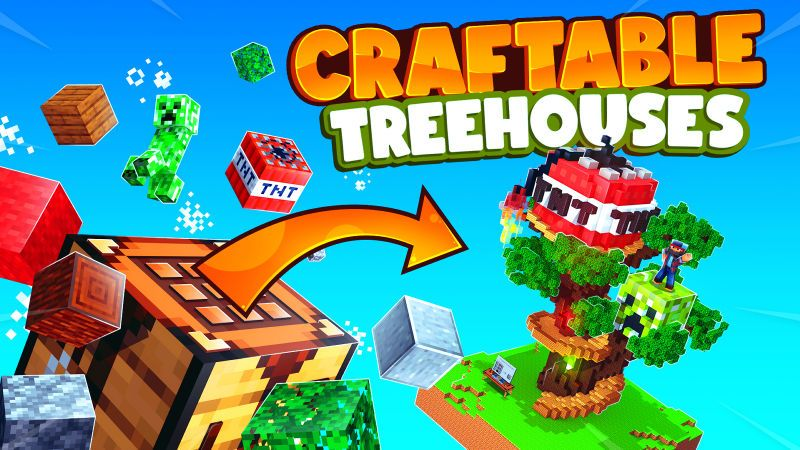 Craftable: Treehouses