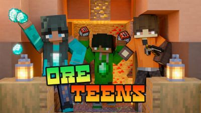 Ore Teens on the Minecraft Marketplace by BLOCKLAB Studios