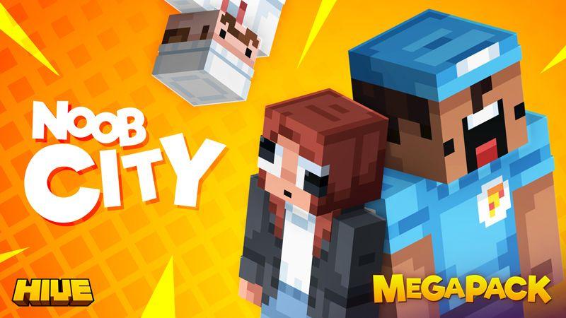 Noob City Megapack