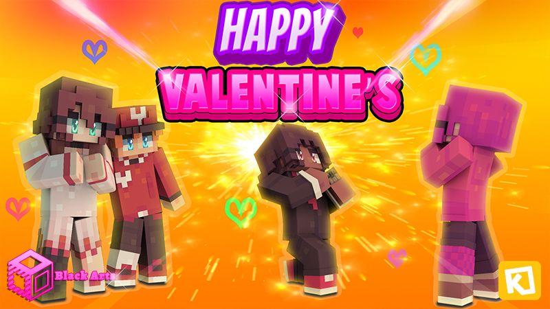 Happy Valentines on the Minecraft Marketplace by Black Arts Studios