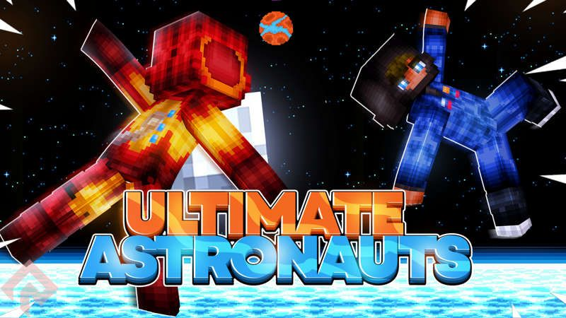 Ultimate Astronauts on the Minecraft Marketplace by RareLoot
