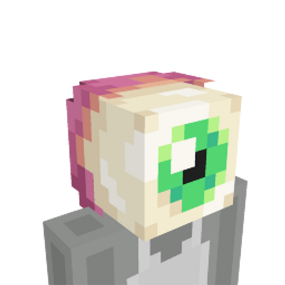 Big Eye on the Minecraft Marketplace by Spark Universe