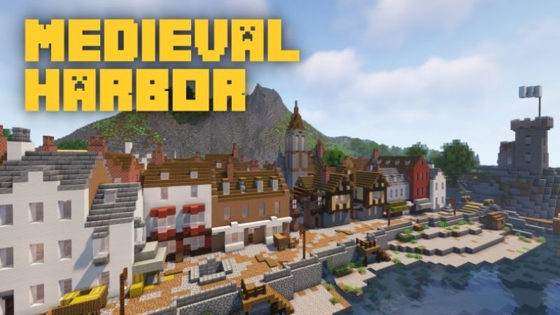 Medieval Harbor