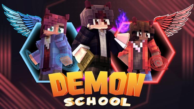 Demon School on the Minecraft Marketplace by Podcrash