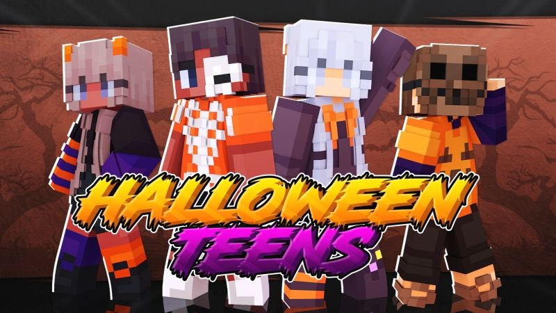 Halloween Teens 2 on the Minecraft Marketplace by Fall Studios