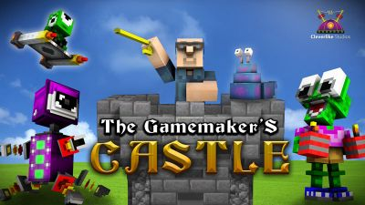 The Gamemakers Castle on the Minecraft Marketplace by Cleverlike