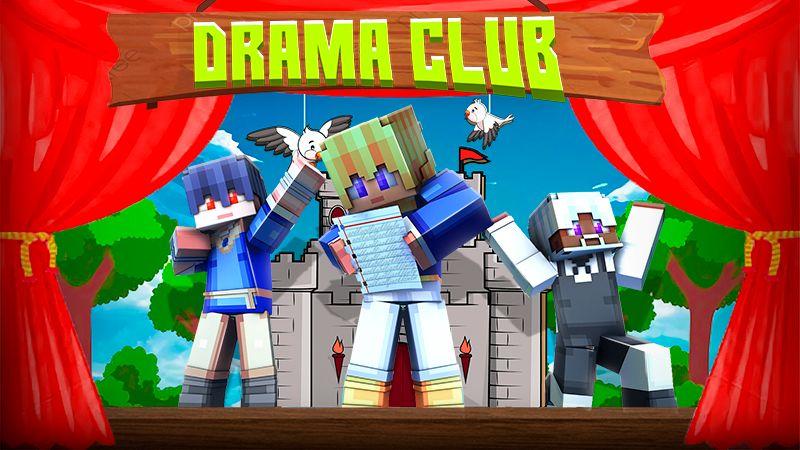 Drama Club on the Minecraft Marketplace by Dark Lab Creations