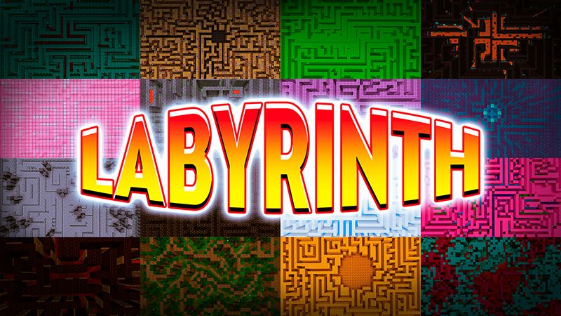 Labyrinth on the Minecraft Marketplace by Dig Down Studios