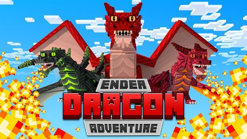 Ender Dragon Adventure on the Minecraft Marketplace by BBB Studios