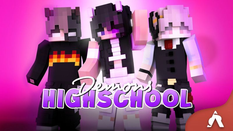 Demons Highschool on the Minecraft Marketplace by Atheris Games