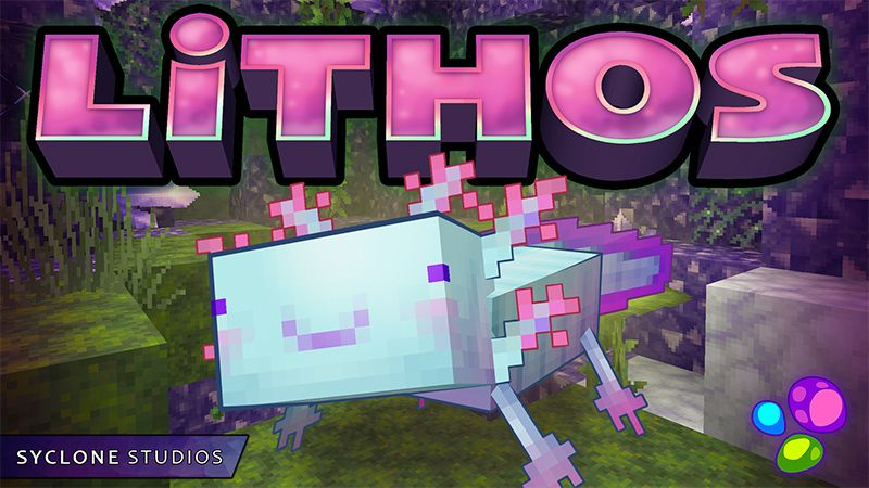 Lithos HD Textures on the Minecraft Marketplace by Syclone Studios