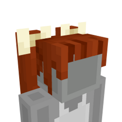 Long Pigtails on the Minecraft Marketplace by Minecraft