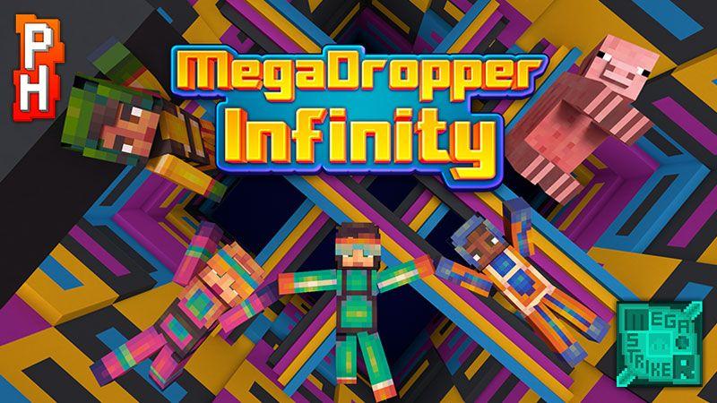 MegaDropper Infinity on the Minecraft Marketplace by PixelHeads