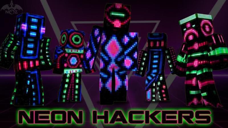 Neon Hackers