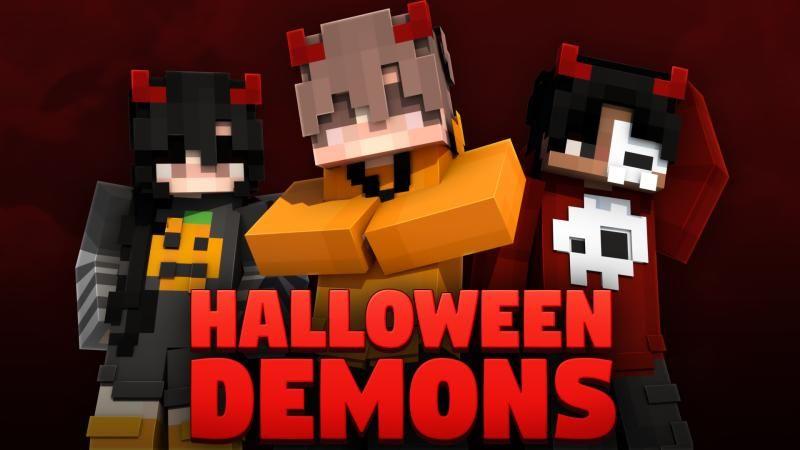 Halloween Demons on the Minecraft Marketplace by Podcrash