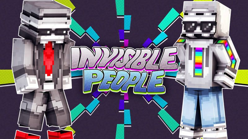 Invisible People on the Minecraft Marketplace by 57Digital