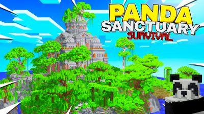 Panda Sanctuary Survival on the Minecraft Marketplace by BLOCKLAB Studios
