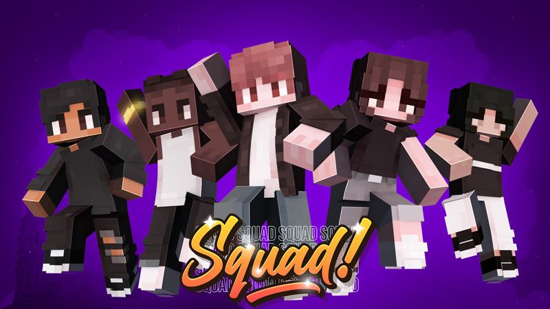 SQUAD on the Minecraft Marketplace by Odyssey Builds