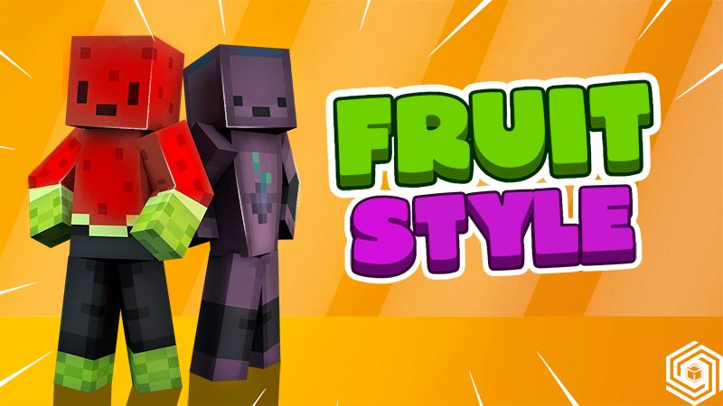 Fruit Style on the Minecraft Marketplace by UnderBlocks Studios