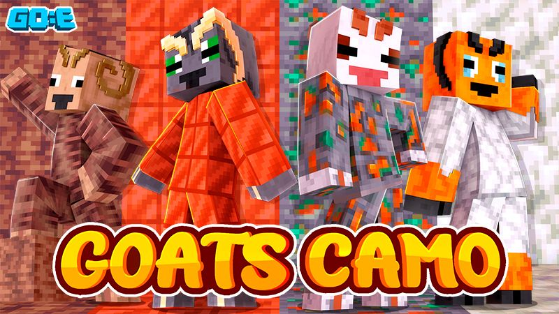 Goats Camo on the Minecraft Marketplace by GoE-Craft